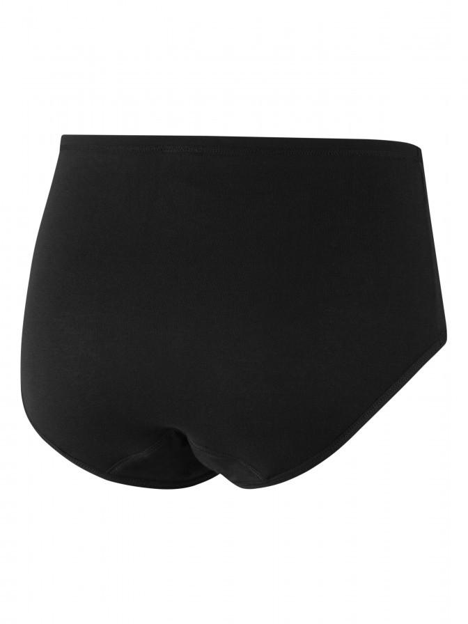 - Culotte taille haute indiquée en cas de fuites urinaires légères à modérées - Capacité d'absorpti